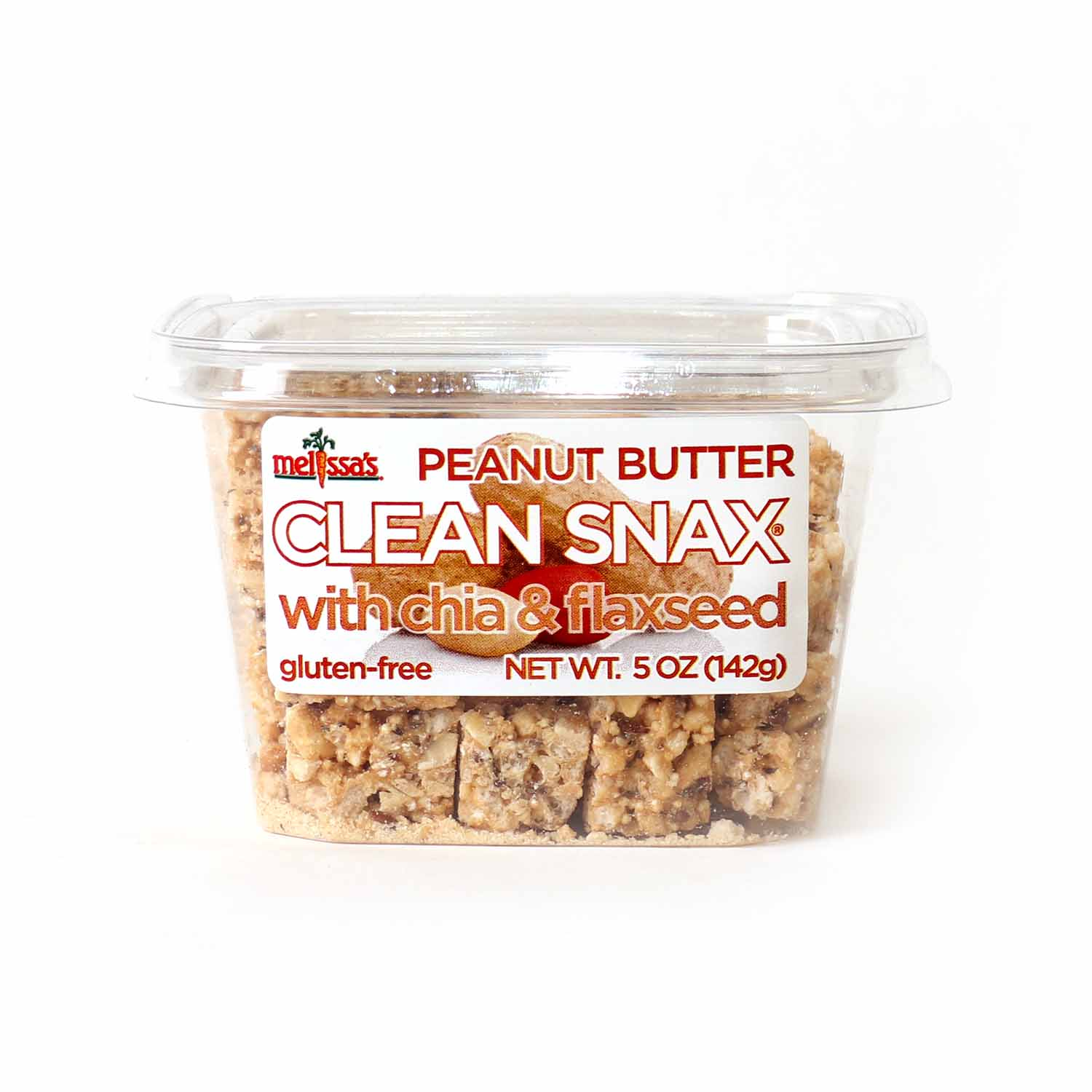 Clean Snax – Peanut Butter