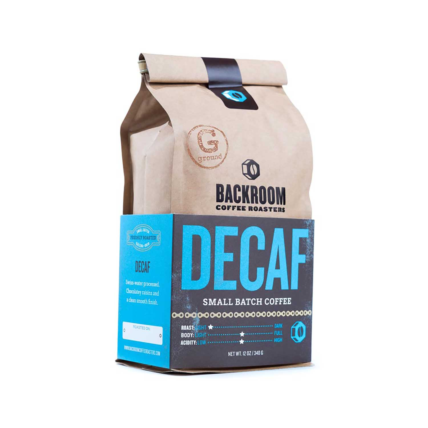 Decaf Coffee, Ground