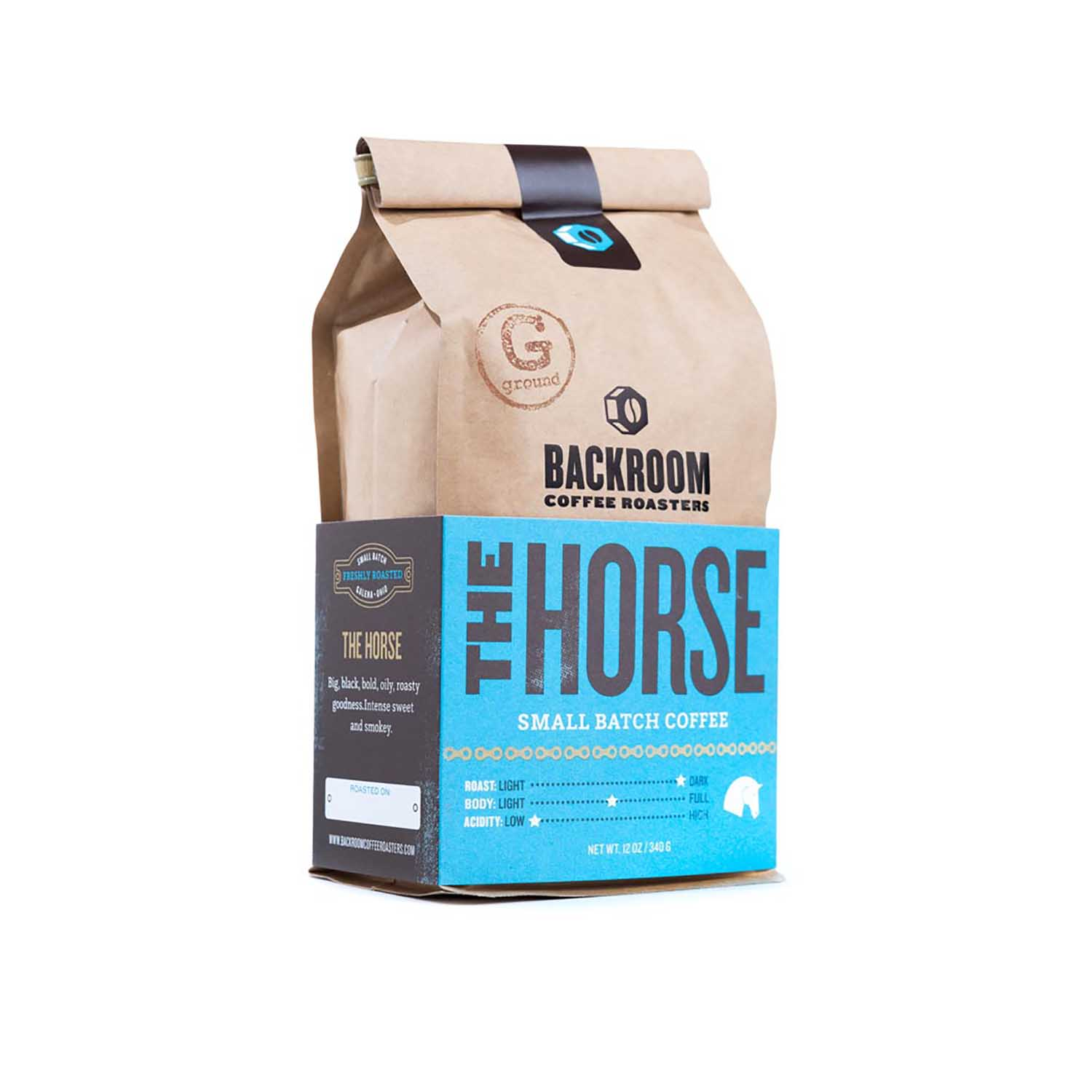 Coffee, The Horse Ground