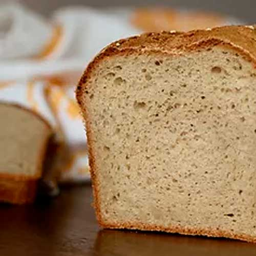 Bread, Gluten Free - Honey Oat