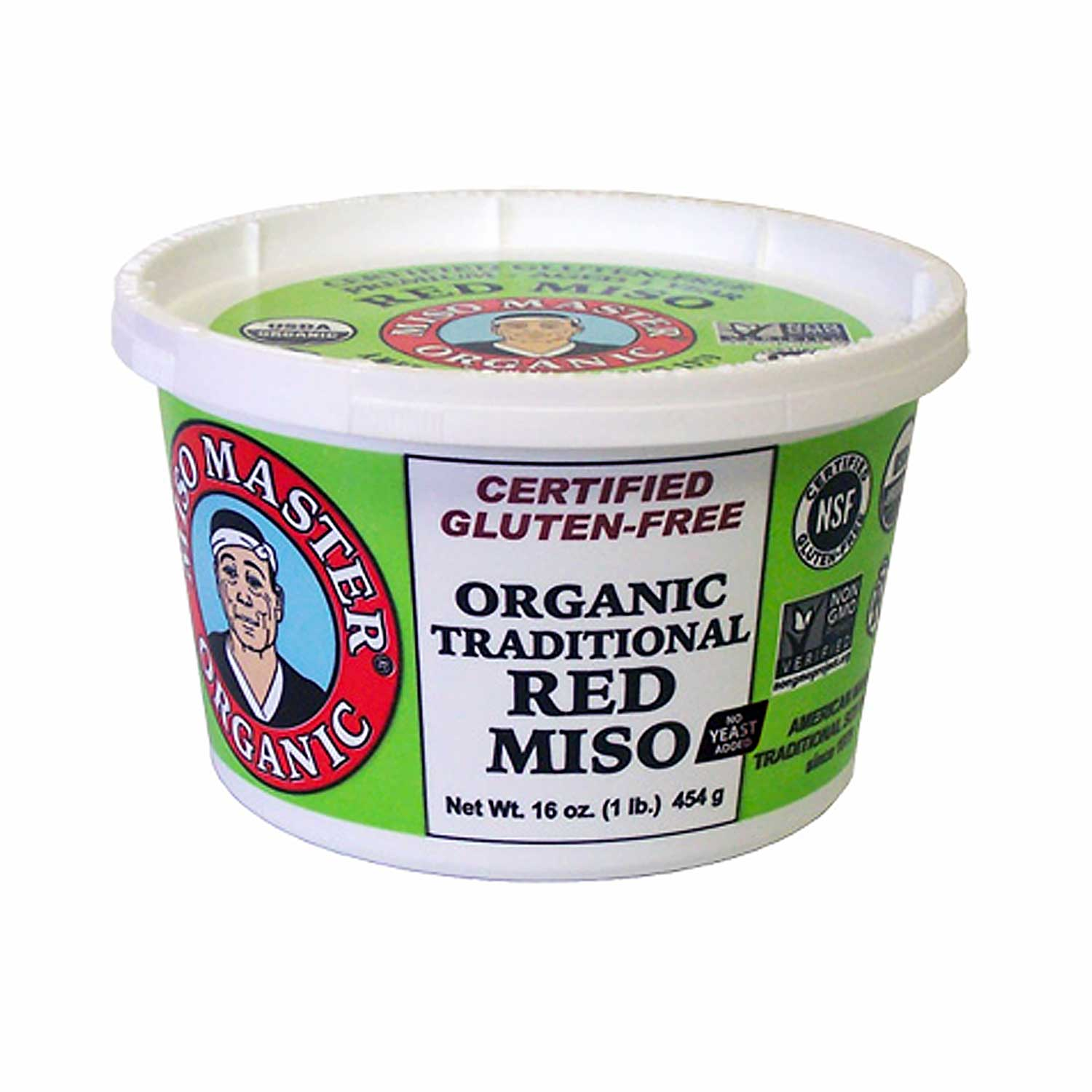 Miso, Traditional Red-Organic