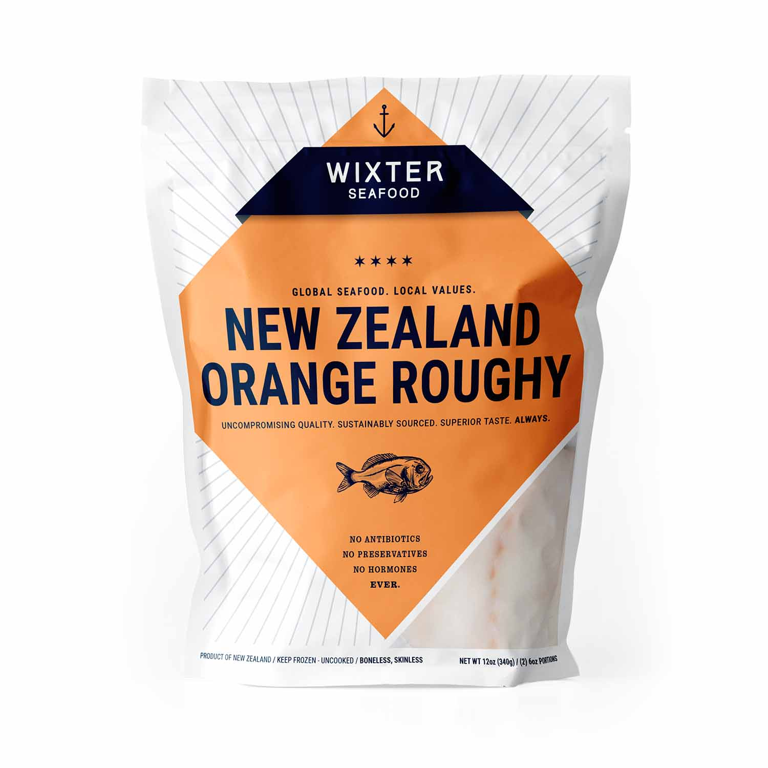 Orange Roughy, New Zealand