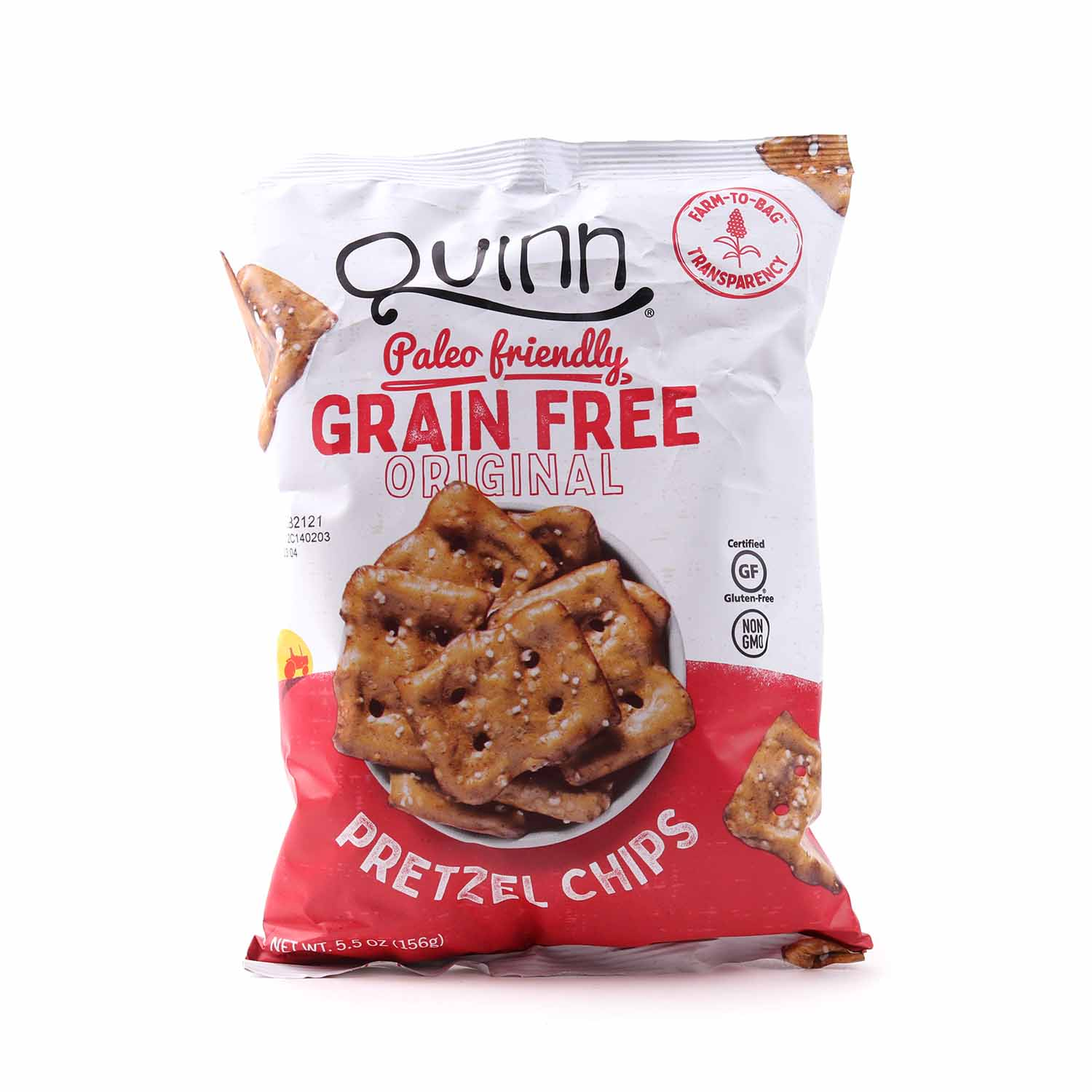 Pretzel Chips, Original