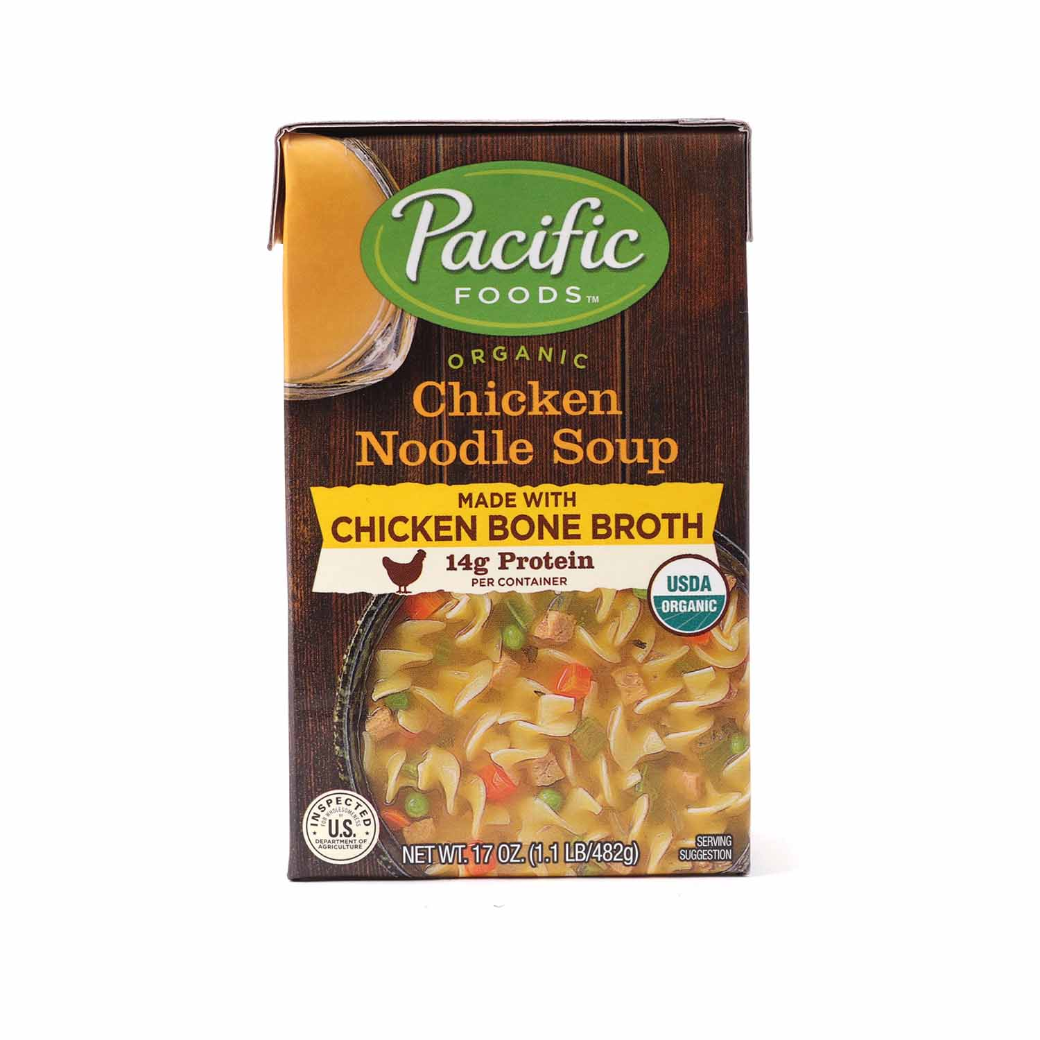 Soup, Chicken Noodle-Organic