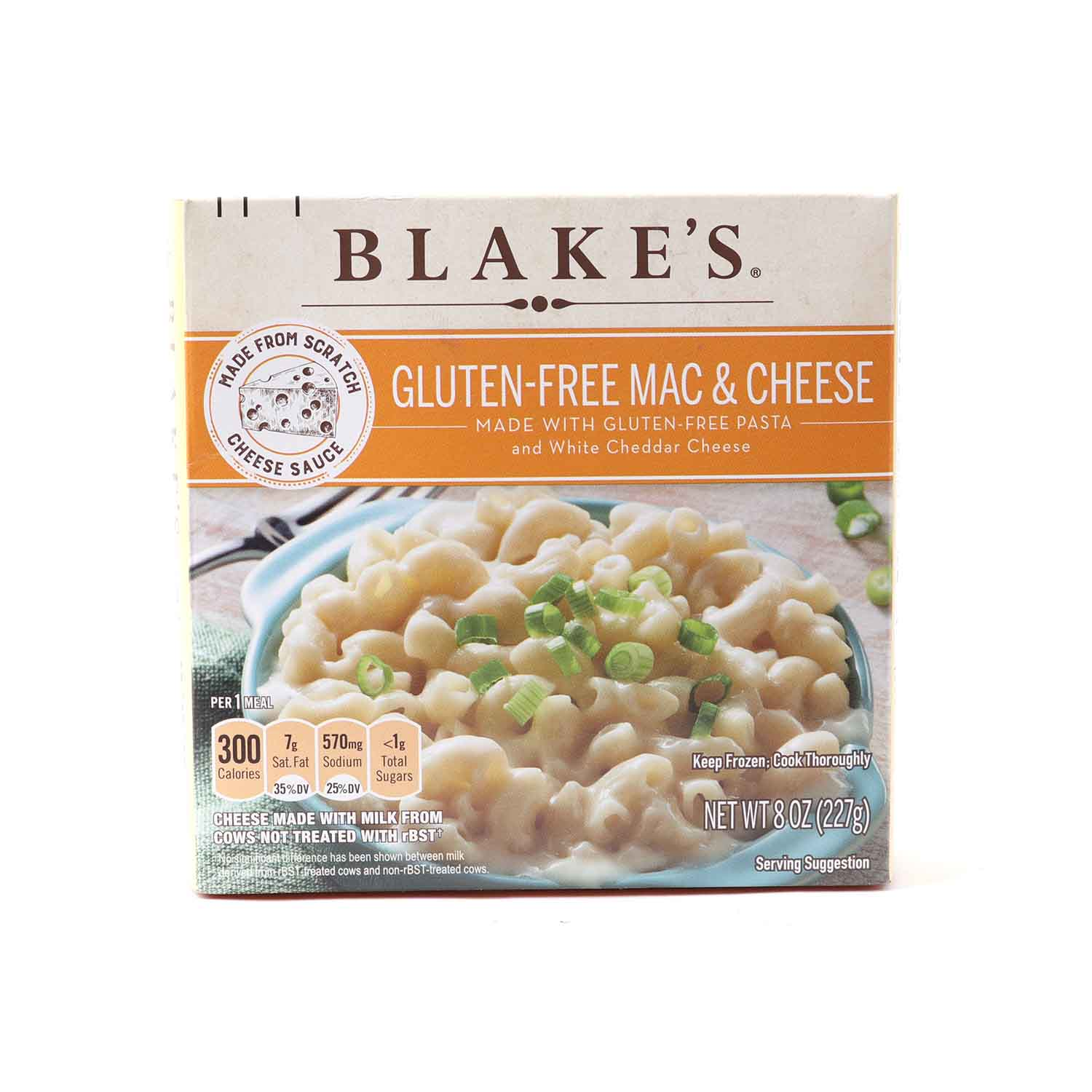 Mac & Cheese, Gluten Free