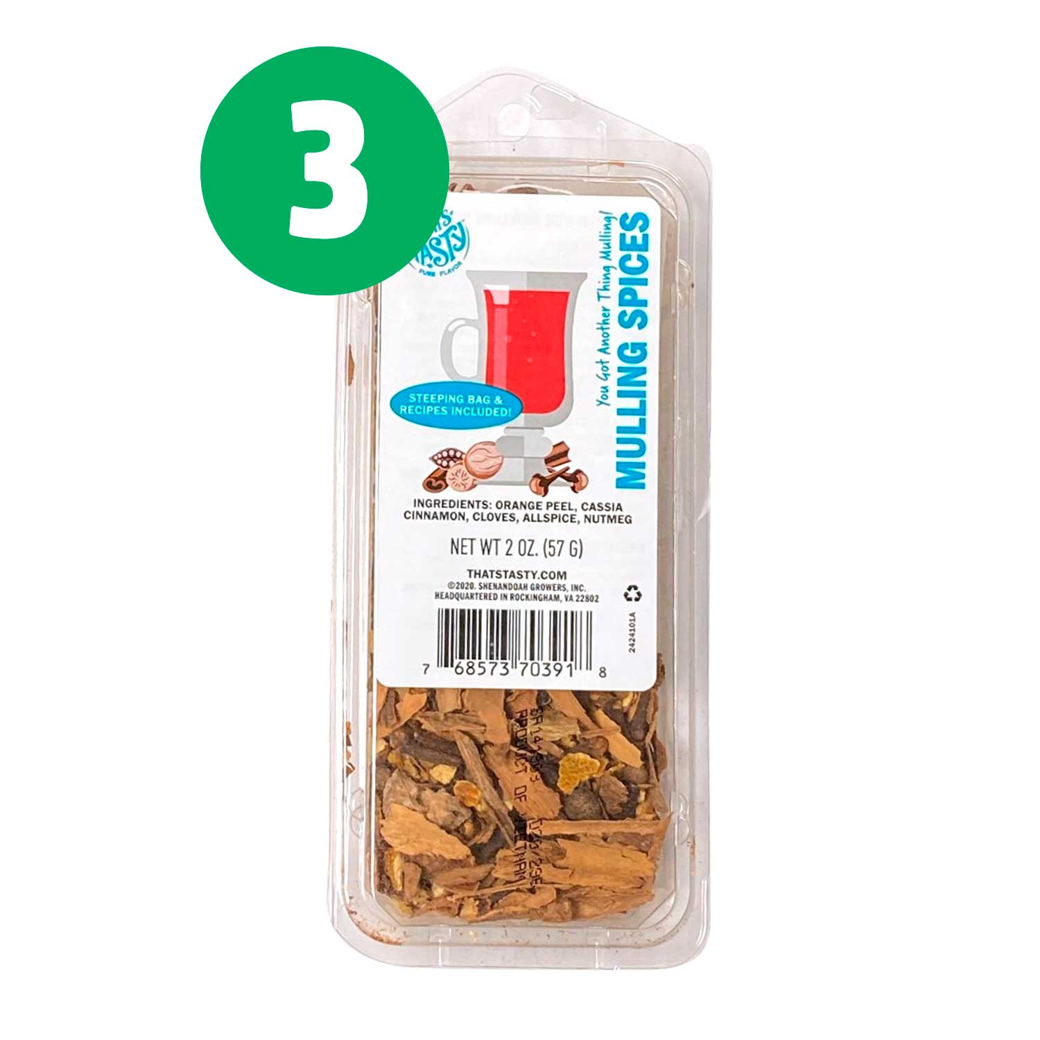 Mulling Spices 3-Pack