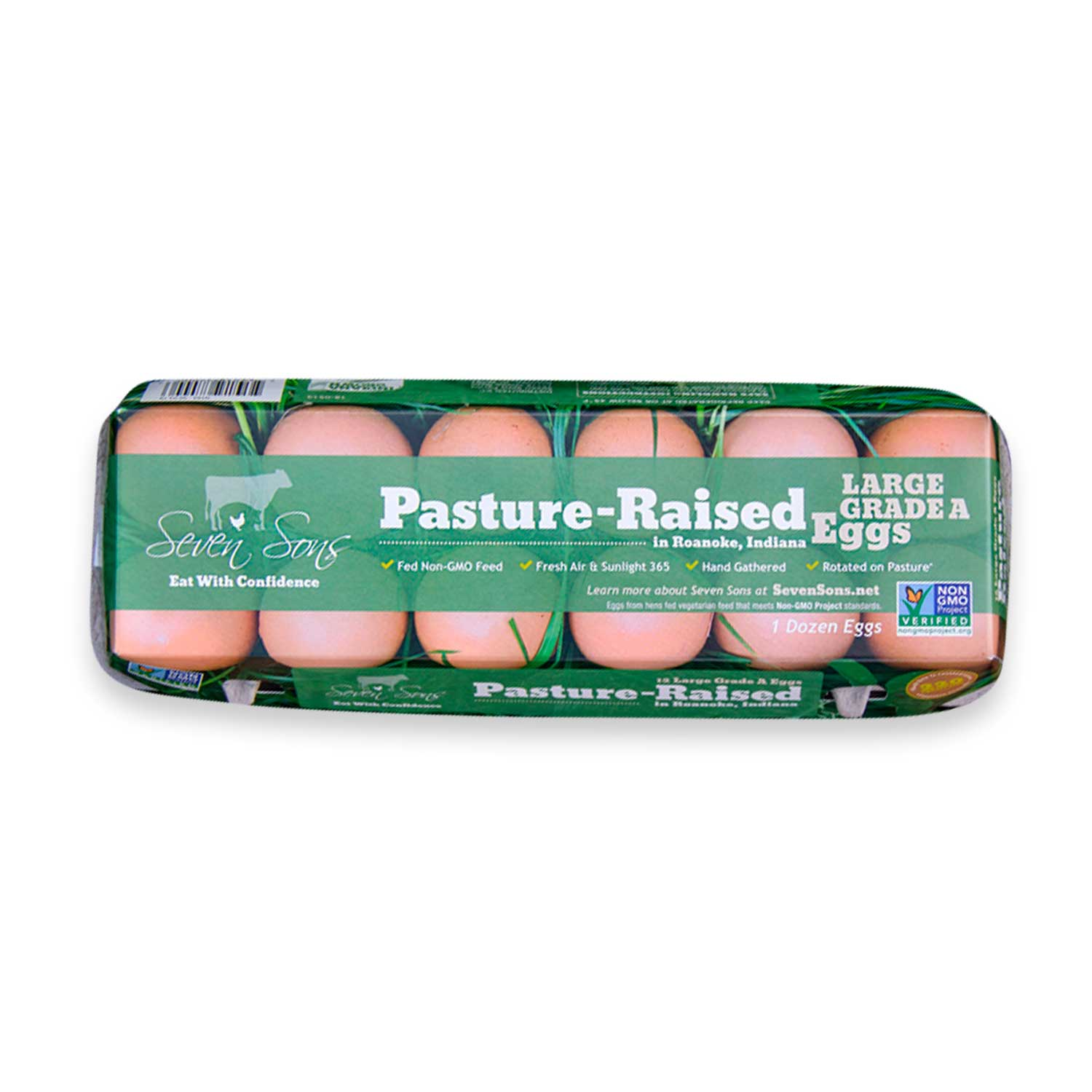 Eggs, Pasture Raised (IN)