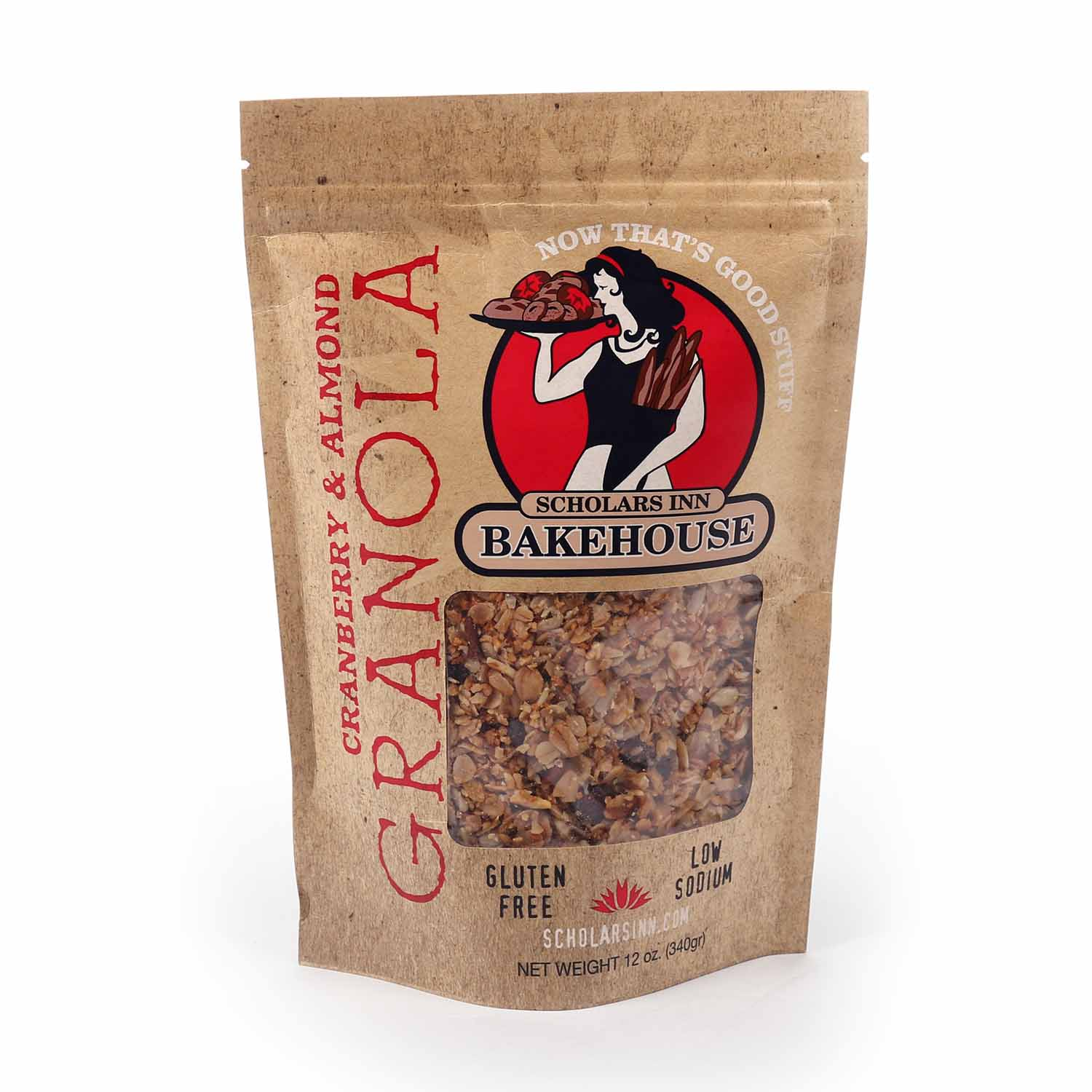 Granola, Cranberry Almond