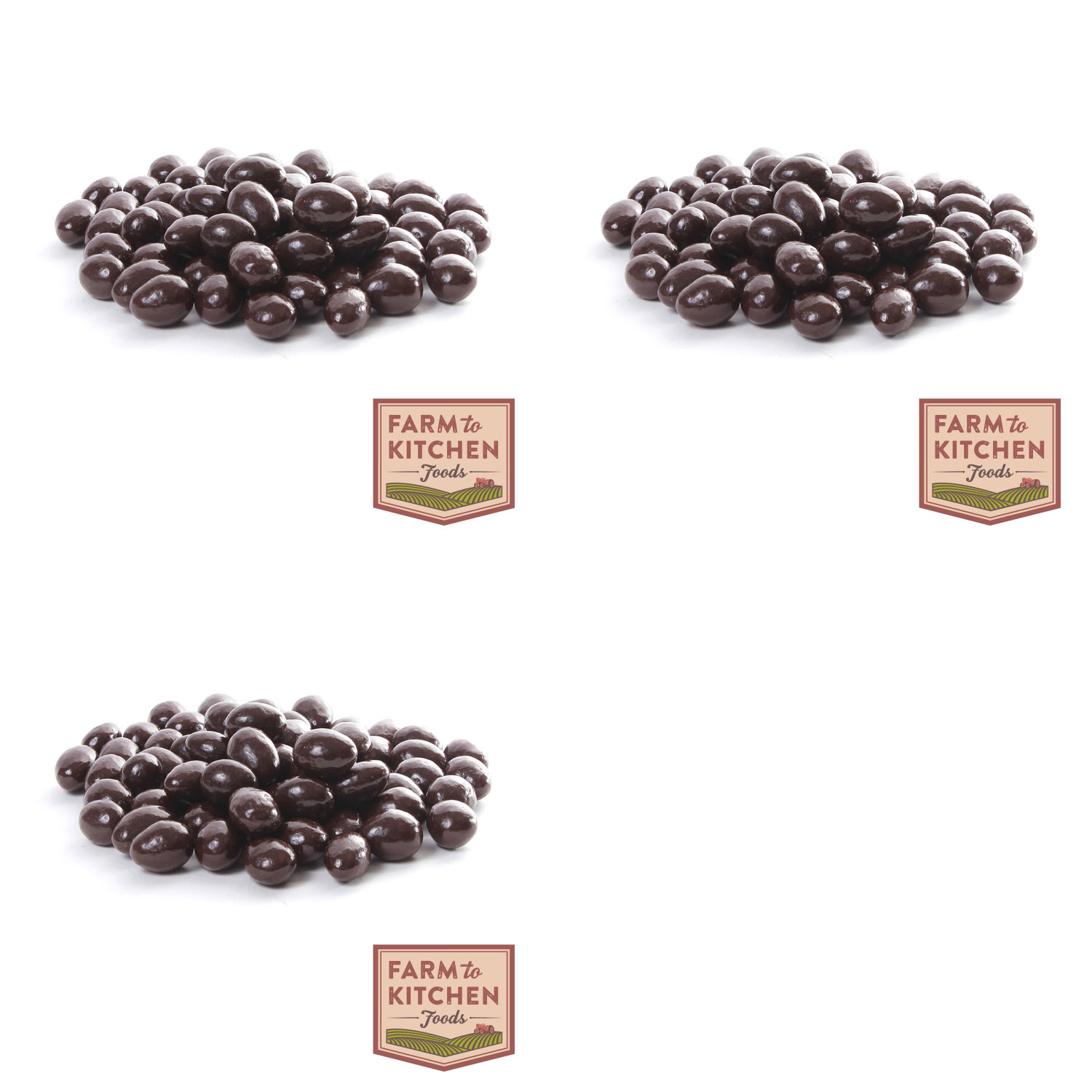 Farm to Kitchen Foods Chocolate Covered Almonds - Buy 2 Get 1 Free