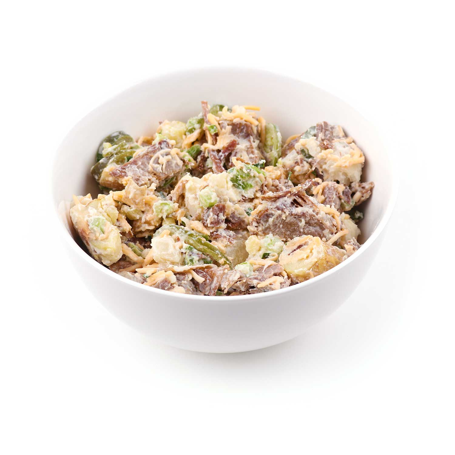 Brisket Potato Salad