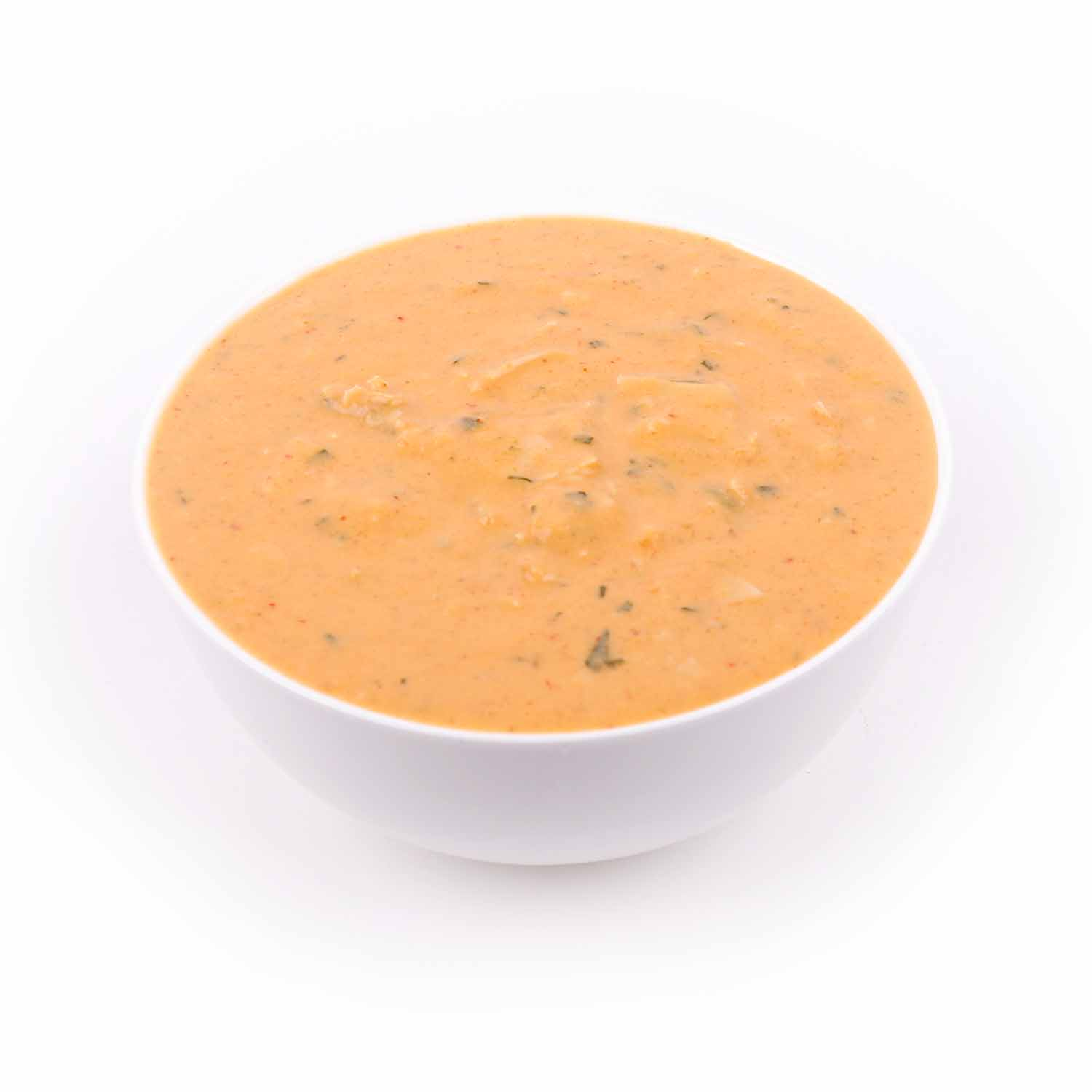 Thai Red Curry Carrot with Coconut