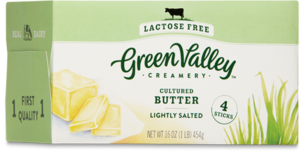 Butter, Lactose Free