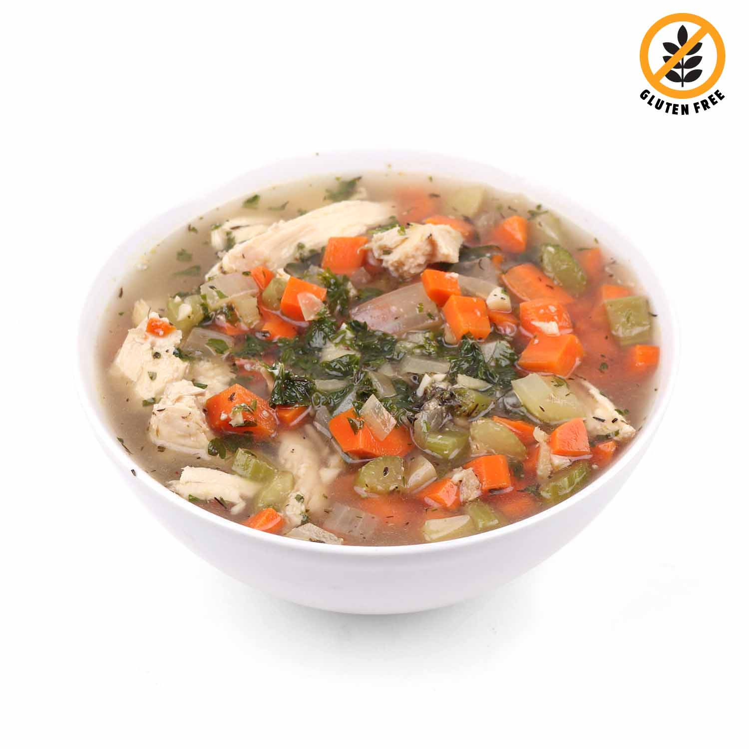 Soup, Chicken and Vegetable