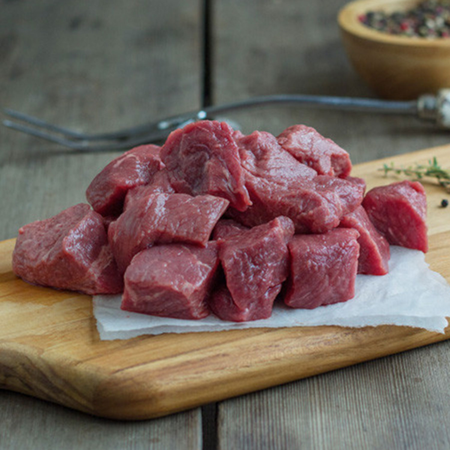 Stew Meat, Beef