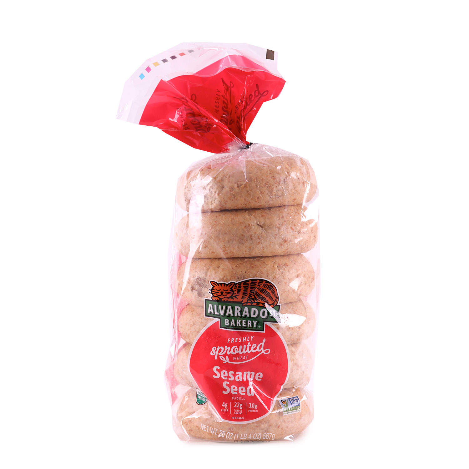 Bagels, Sprouted Sesame Seed
