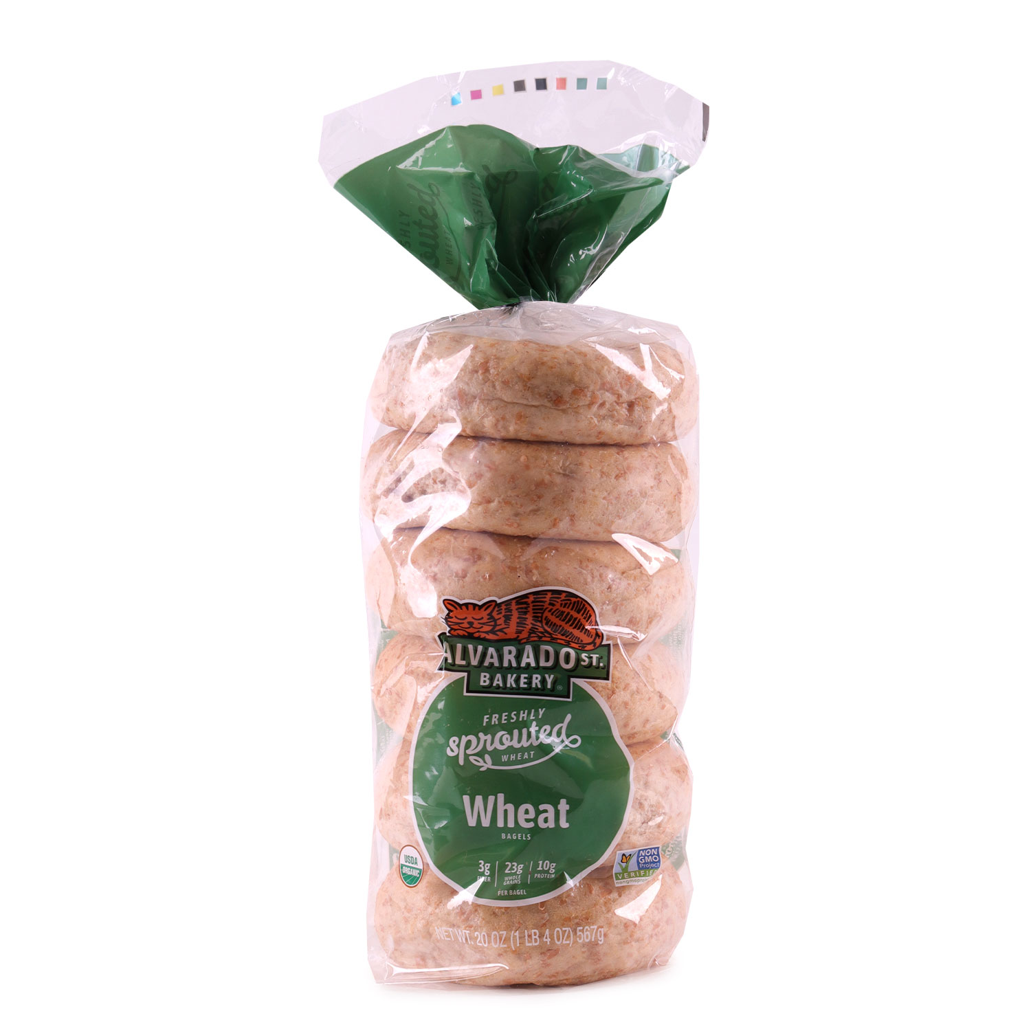 Bagels, Sprouted Wheat