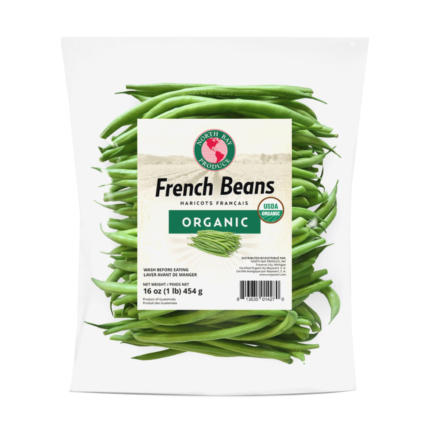 French Beans-Organic