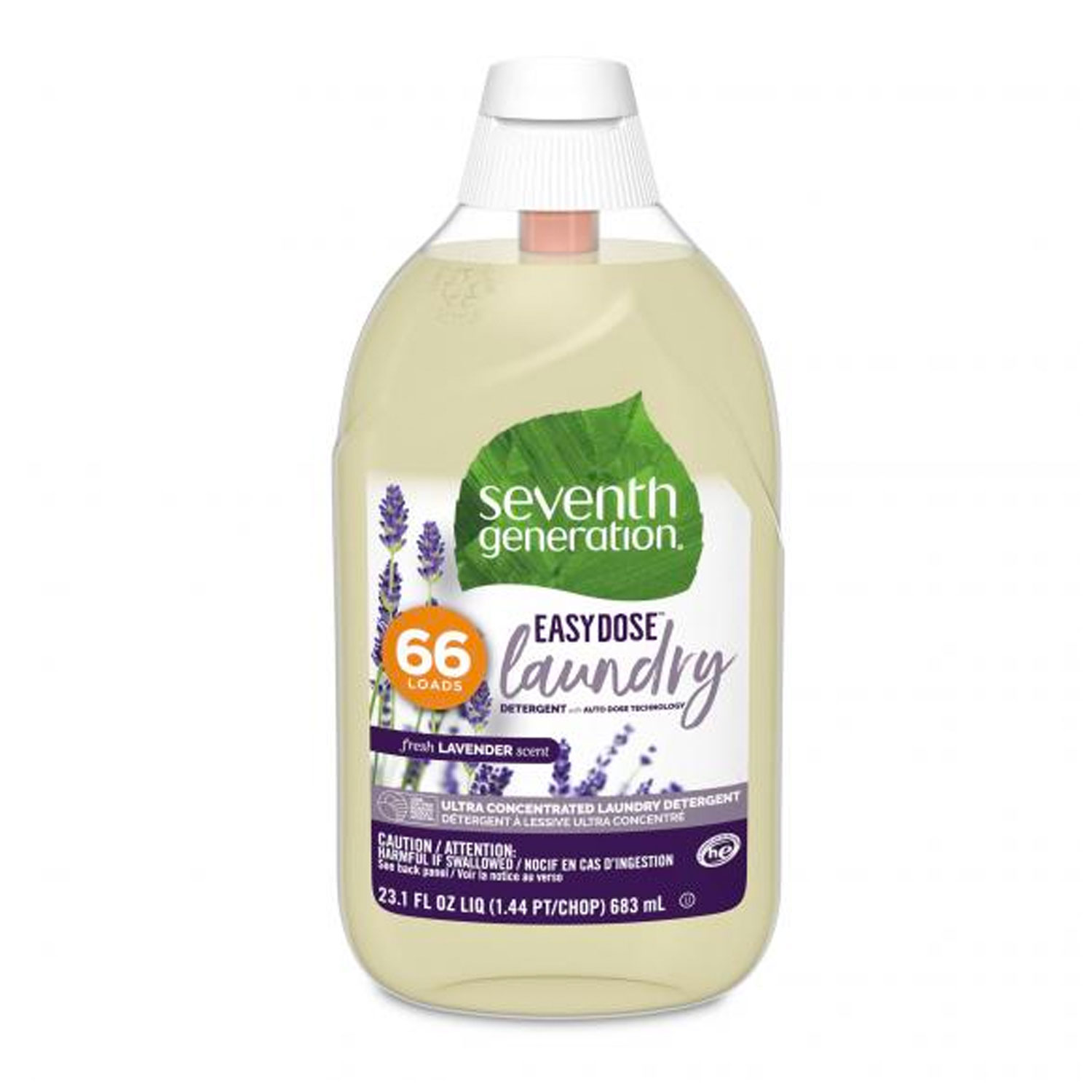 Laundry Detergent, Easy Dose Ultra Concentrated - Lavender