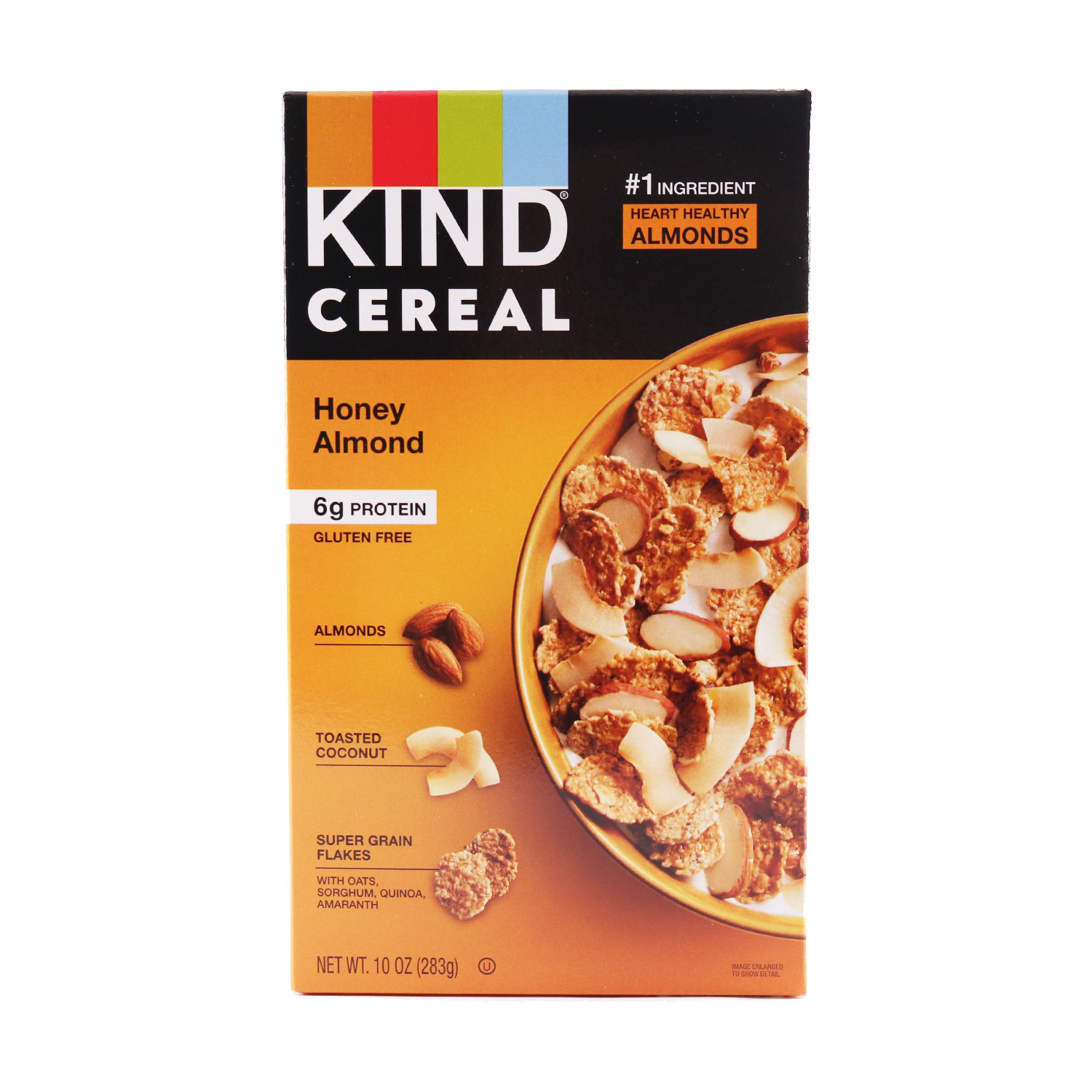 Cereal, Honey Almond
