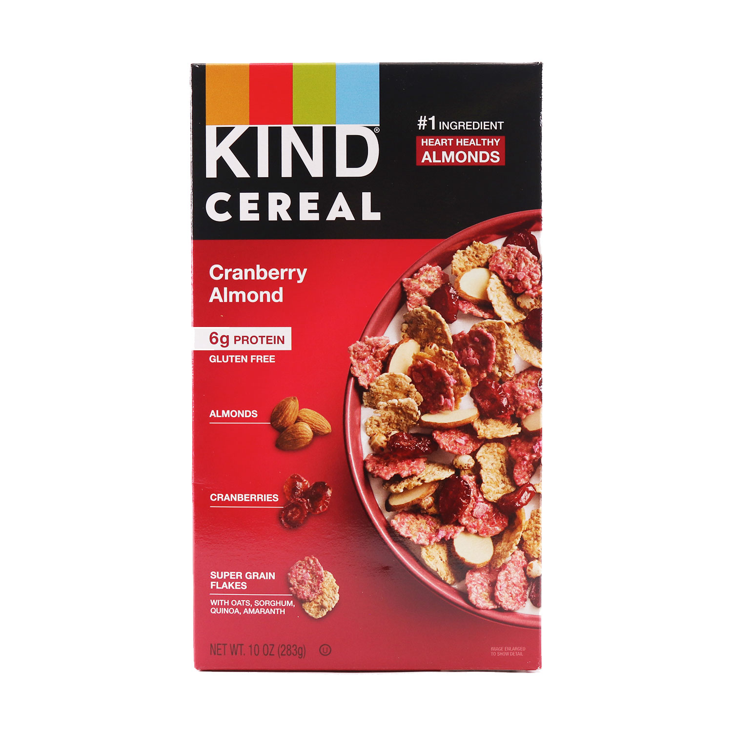 Cereal, Cranberry Almond